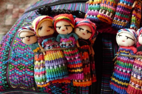 Guatemalan traditional crafts